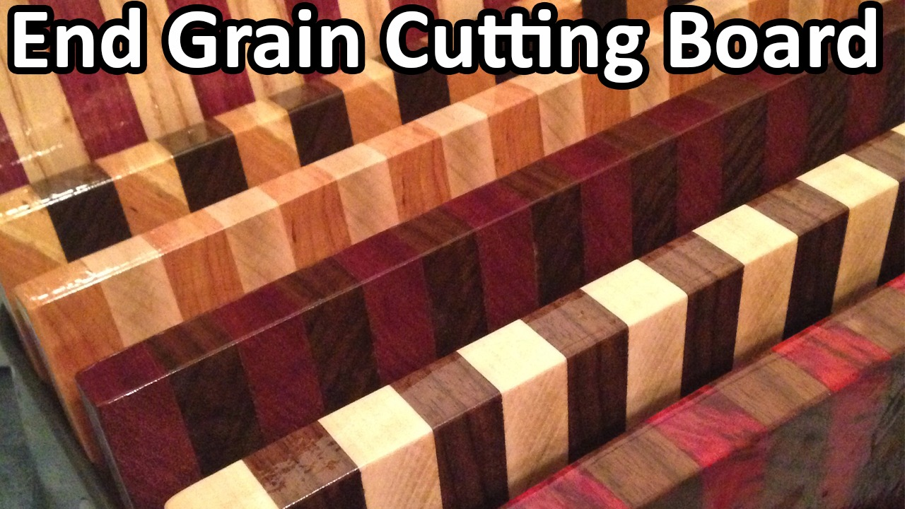 End Grain Cutting Boards